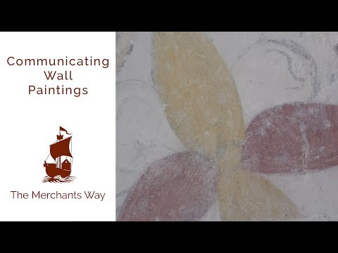 Communicating Wall Paintings - The Merchants Way 014