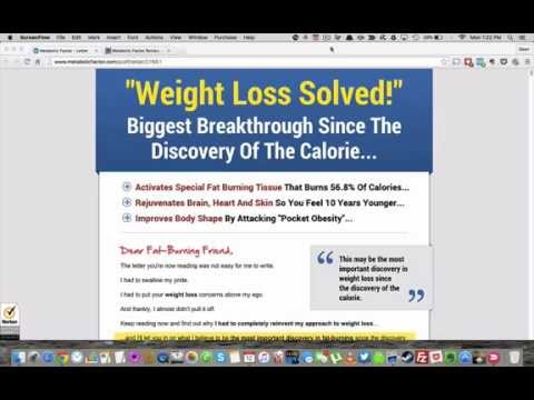 Metabolic factor review is jonny bowden legit youtube metabolic factor review is jonny bowden legit malvernweather Images