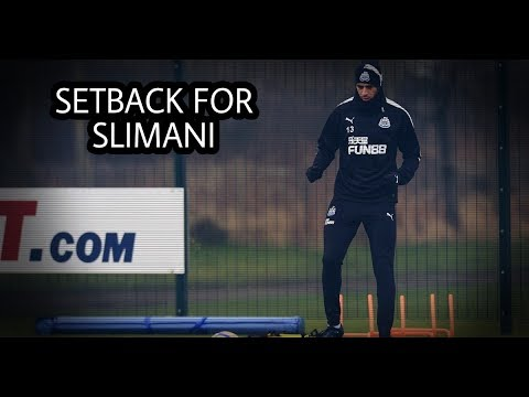Slimani ruled out for a further two weeks | Rafa's pre-match press conference recap