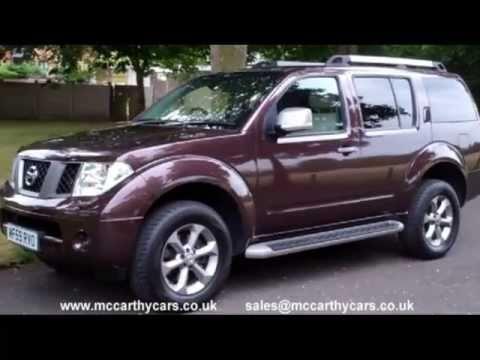 Used Nissan Pathfinder >> Used Nissan Pathfinder for sale Croydon Surrey UK - YouTube