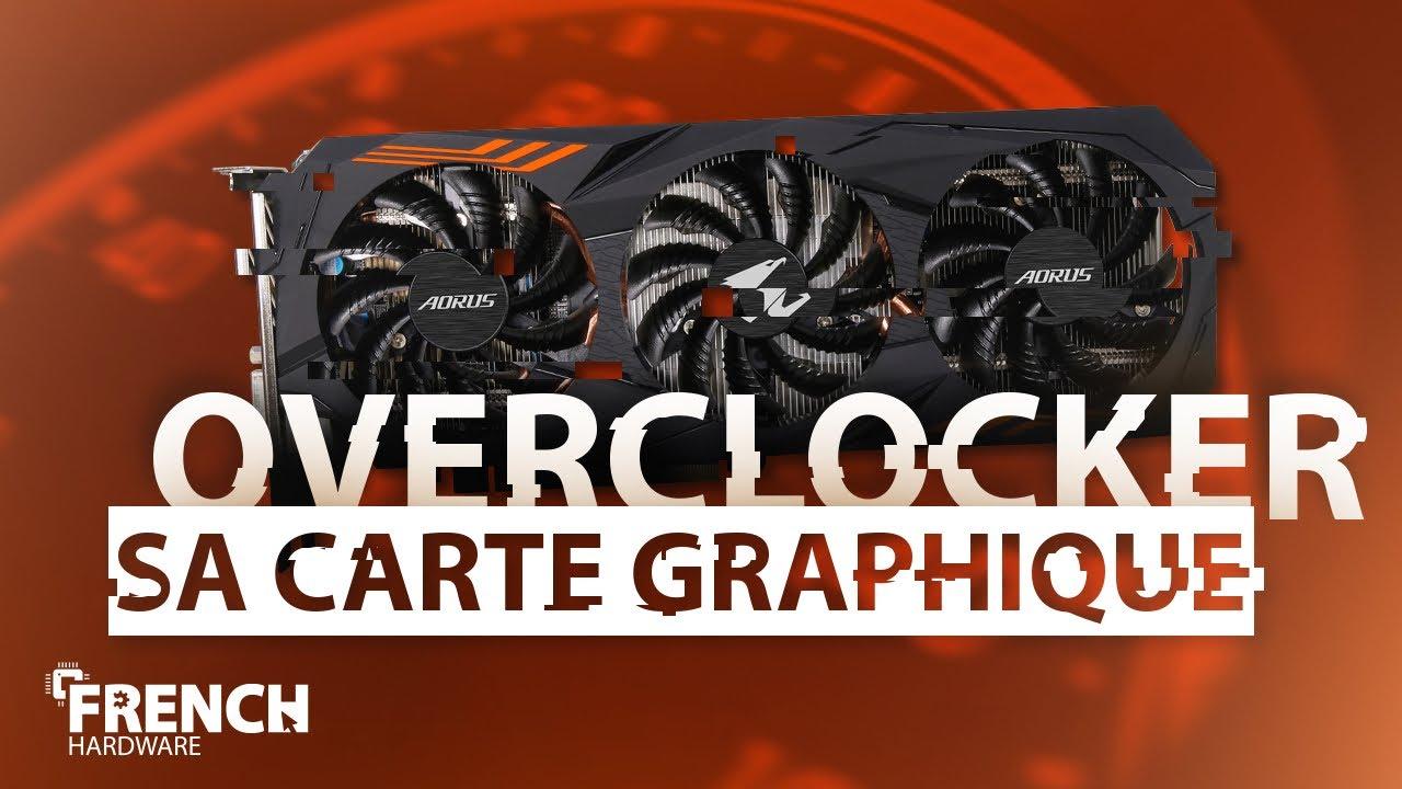 overclocker sa carte graphique nvidia Comment Overclocker Sa Carte Graphique   YouTube
