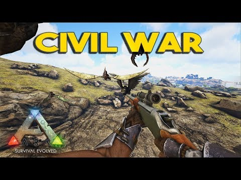 """CIVIL WAR"" - RISE TO ALPHA #1 