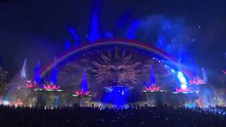 Tomorrowland 2010 | Swedish House Mafia