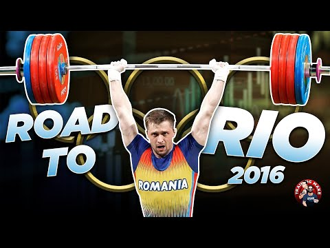 How Olympians Train - Ft Gabriel Sincraian