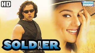 Soldier HD Hindi Full Movie in 15mins Bobby Deol Preity Zinta