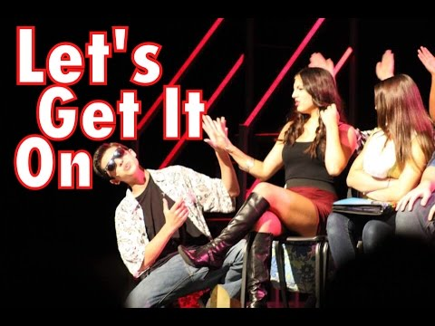 Let's Get It On ~ Fame the Musical ~ Middletown Stage Company