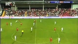 Rnk Split-Fulham Fc  0-0 28.07.2011. Full Highlights HQ