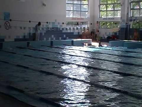 50m klasyk (Ania Michalska, Monia Jarecka, Katarzyna Frydrych)