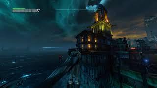 Batman Arkham City RTA 100% Hard Mode Walkthrough part 43, 720p HD (NO COMMENTARY)