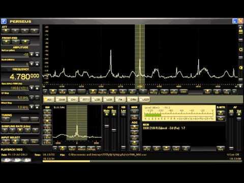 Radio Djibouti on -4780KHz