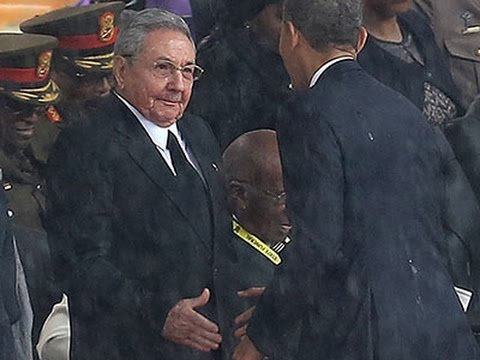 Cuba Embraces New Diplomatic Relations With US