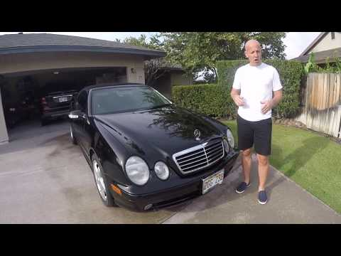 Mercedes CLK 430 review - specs, tips, EVERYTHING you need to know