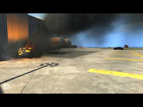 GTA IV - Vehicle Crash Test