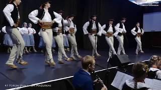 41 Forum Humanum Mazurkas- Zespół Pieśni i Tańca Politechniki Warszawskiej 4