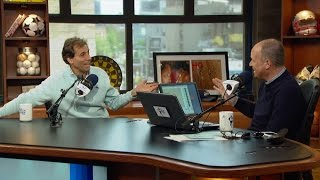 """Host Chris Russo of SiriusXM's """"Mad Dog Unleashed"""" Joins The RE Show in Studio - 5/8/17"""