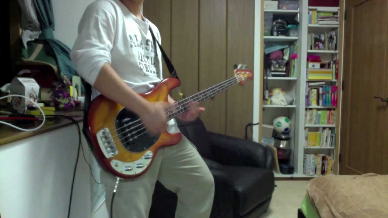 Primus Tommy The Catbass Cover - Youtube-6468