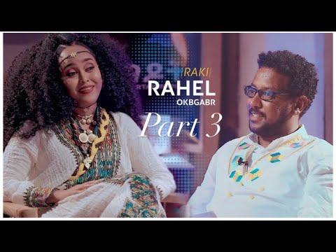 Interview with Artist Rahel okbagabr (Raki) Part 2 on Madot Entertainment 2020 officiall vidoe
