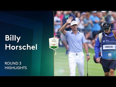Billy Horschel Round 3 Highlights | 2021 BMW PGA Championship