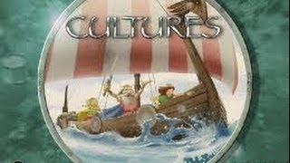 MOST COMPLICATED STRATEGY GAME! Let's play: Cultures