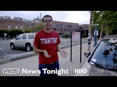 The Robot Lawyer That Can Get You Out Of Parking Tickets - YouTube