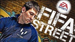 Fifa Street Gameplay - Primeras impresiones (Xbox 360 / PS3)