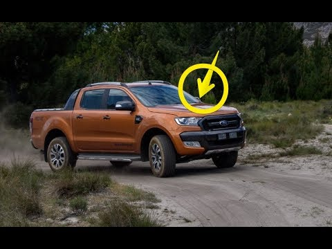 new ford ranger 3 2 wildtrak 2018 review interior. Black Bedroom Furniture Sets. Home Design Ideas