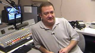 Mark the Shark, Radio Disk Jockey, Career Video from drkit.org