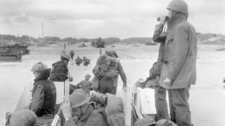 Halifax D-Day ceremony commemorates journey of Canadian soldiers to Juno Beach.