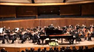 Poulenc Concerto for Two Pianos and Orchestra in D minor - Mehta/Gewirtzman-Borovitzky