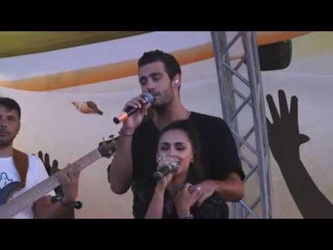 "Kostas Martakis & Christina Salti - Live Medley On ""Sok FM Daluz Sundays"" 2015"