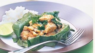 Masala Parcel Machchi | Fish In Banana Parcel | Chef Atul Kochhar