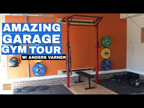 Amazing Garage Gym Tour - One Ton Strength HQ By Prx Performance