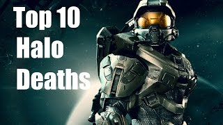 Top 10 Halo Death Scenes