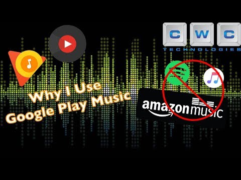Why I Use Google Play Music in 2018