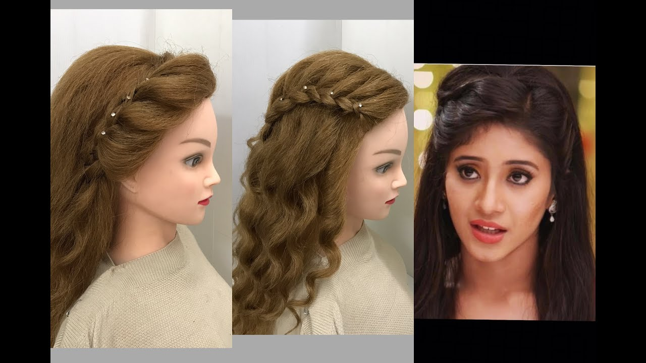 2 Awesome & Easy Hairstyles for Wedding or Function - YouTube