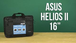 Розпакування Asus Helios II Carry Bag 16'' Black