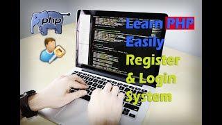 Register & Login I PHP, Mysqli, jQuery Ajax (Part-7) Login System