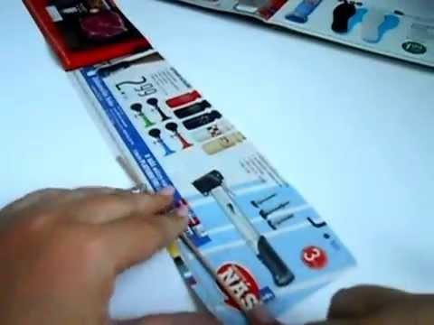 Ako si vyrobiť ruličky z papiera .- How to roll up newspaper tubes ... dc663bac040