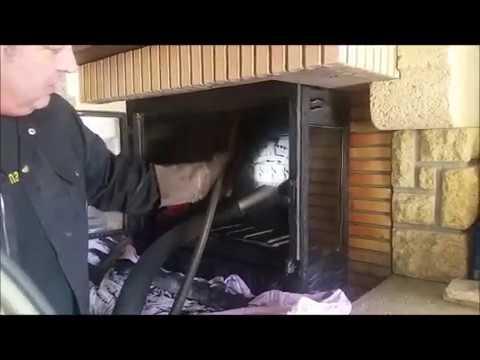 ramonage du girou ramonage insert propre centrale de ramonage youtube. Black Bedroom Furniture Sets. Home Design Ideas
