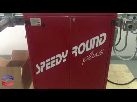 SPEEDYROUND PLUS FULLY AUTOMATIC RIM STRAIGHTENER - 10