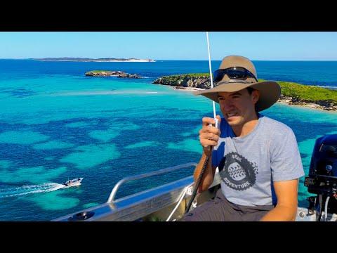 Calling Up Sea Rescue   First Island Run