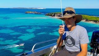Calling Up Sea Rescue | First Island Run