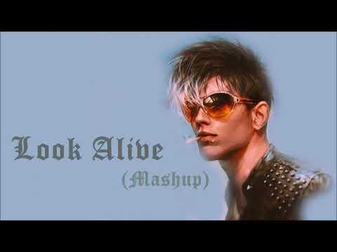 Nightcore - Look Alive, Psycho, God's Plan [Mashup] (Post Malone, Drake & BlocBoy JB)
