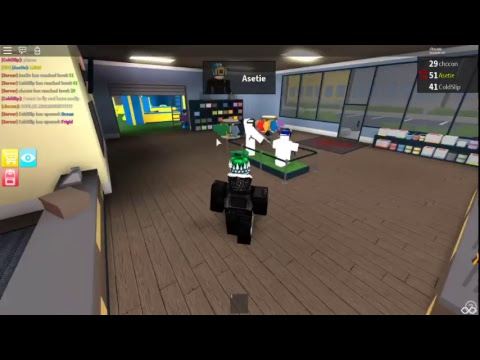 Playing With Admin On Asset (ROBLOX ASSASSIN?!????)