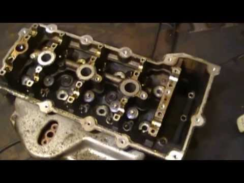 2.7 1999 concord/intrepid timing chain replacement - head removel and more!