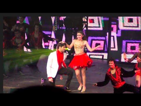 Sidharth Malhotra and Alia Bhatt  Live Performance at Dream Team Concert 2016