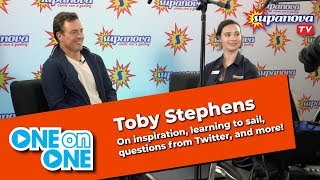 One on One with Toby Stephens - Supanova TV