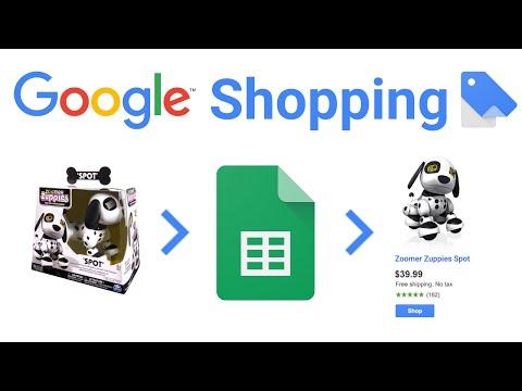 3. Carica il Feed di Dati sul Merchant Center - Google Shopping & Merchant Center Tutorial Italiano