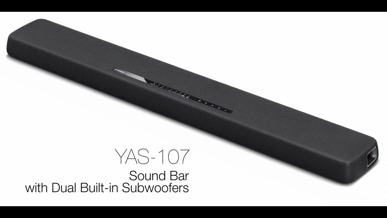 תוצאת תמונה עבור Yamaha YAS107
