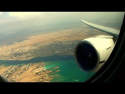 SAUDIA 777-200ER Jeddah to Riyadh | الخطوط السعودية من جدة إلى الرياض